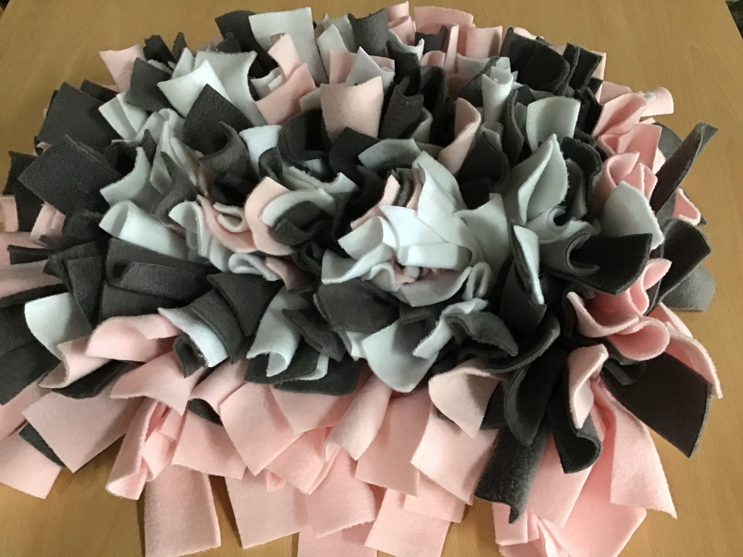 Snuffelmat 40x20cm (Diverse kleuren!)