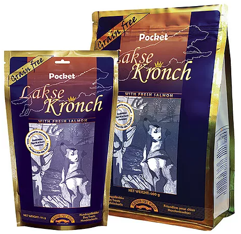 Lakse Kronch Pocket (600 gr)